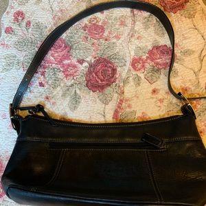 Real leather Tignanello  handbag